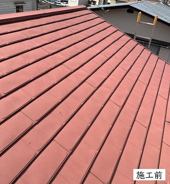 西宮市 屋根塗装工事イメージ03