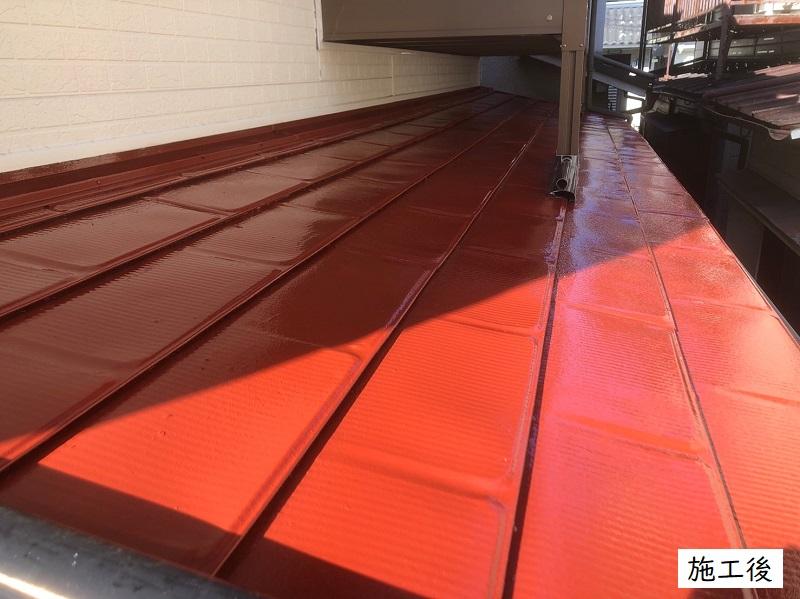 西宮市 屋根塗装工事イメージ02