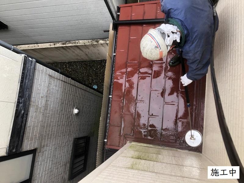 西宮市 屋根塗装工事イメージ05