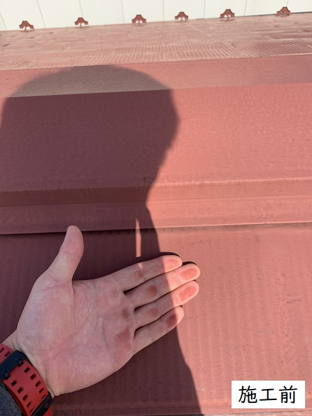 西宮市 屋根塗装工事イメージ04