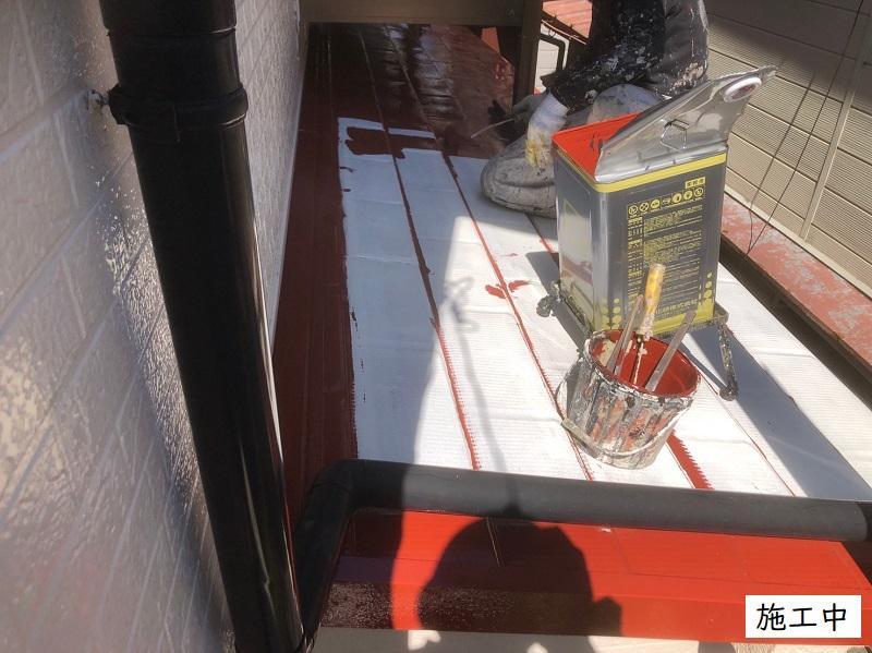 西宮市 屋根塗装工事イメージ07