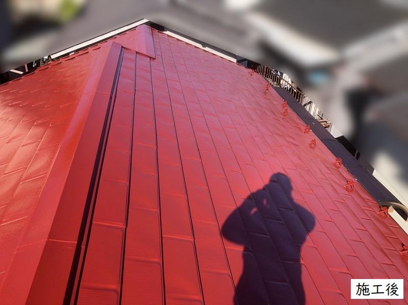 西宮市 屋根塗装工事イメージ01