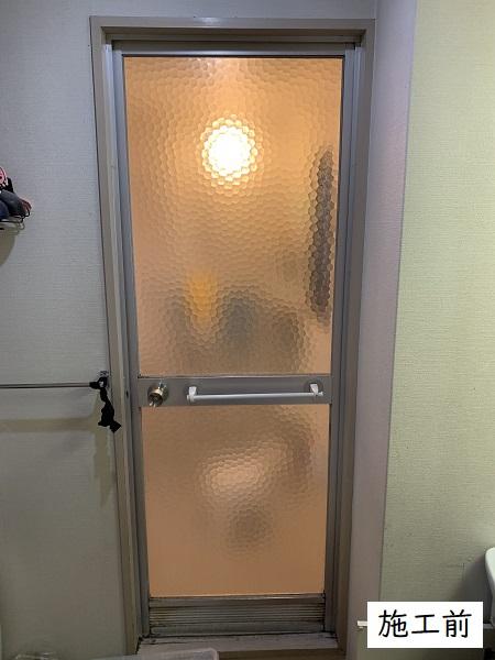 宝塚市 各種修繕工事(洗面台,浴室ドア,台所引出し)イメージ04