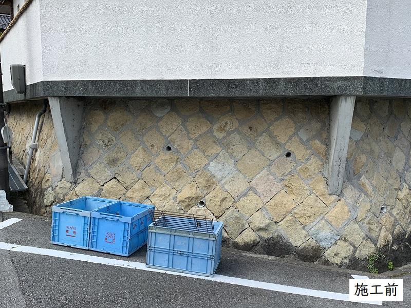 西宮市 ゴミステーションボックス設置工事イメージ02