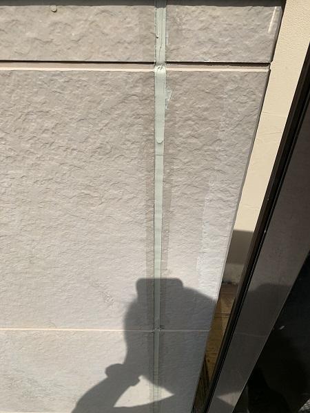 宝塚市 外壁修繕工事(水漏れ応急修繕)イメージ01