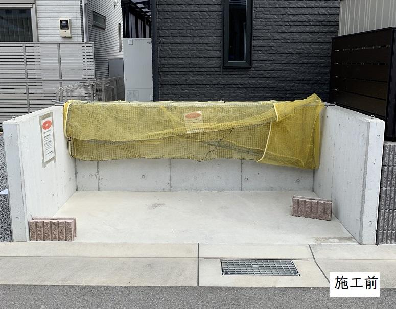 神戸市 自治会 ゴミステーション改修工事イメージ02