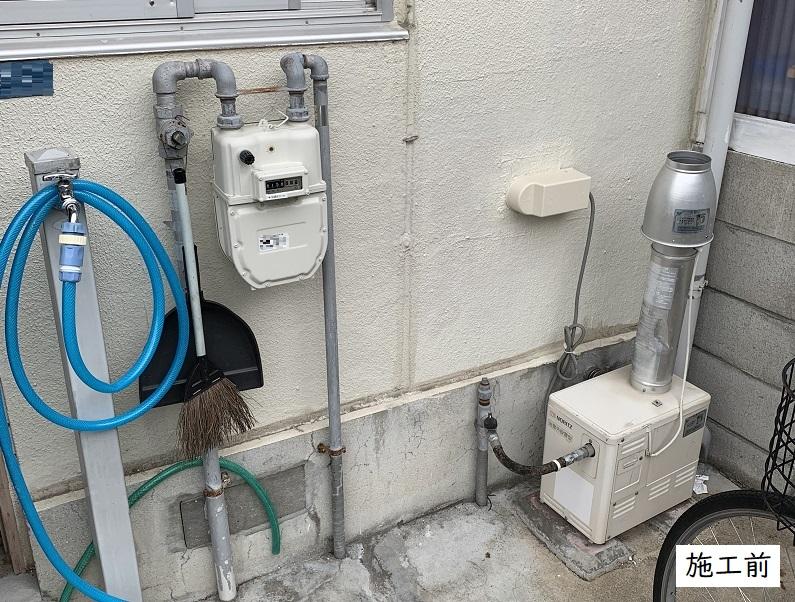 宝塚市 給湯器設置工事イメージ02