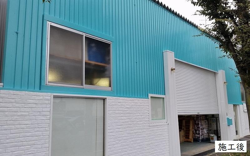 宝塚市 店舗 外壁改修イメージ01