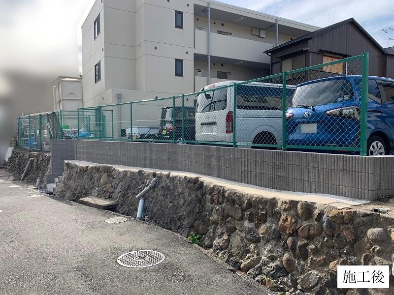 池田市 駐車場整備工事イメージ02