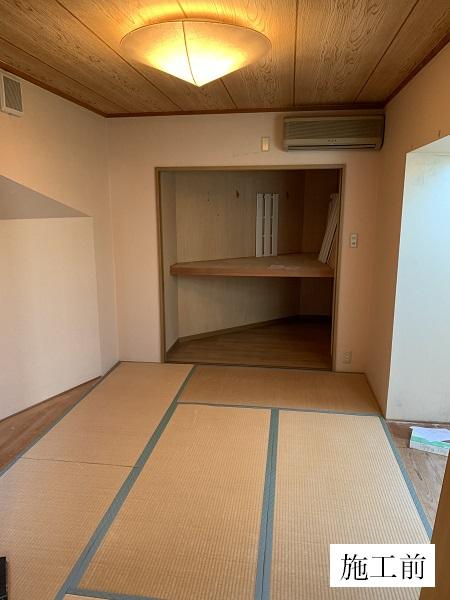 宝塚市 和室内装改修工事イメージ02