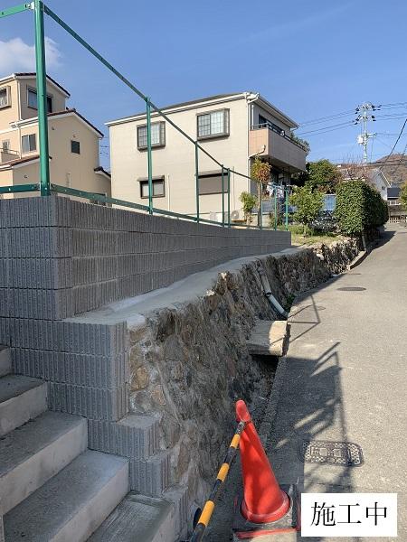 池田市 駐車場整備工事イメージ07