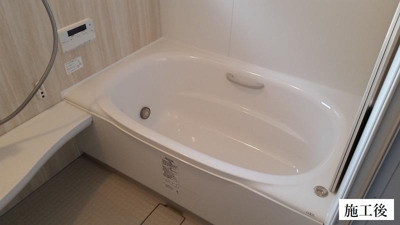 西宮市 ユニットバス入替・給湯機取替工事(浴室乾燥機あり)イメージ03
