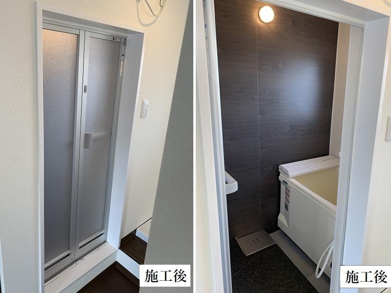 宝塚市 集合住宅 リノベーション工事イメージ06