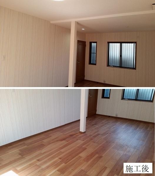 堺市 寝室改修イメージ01