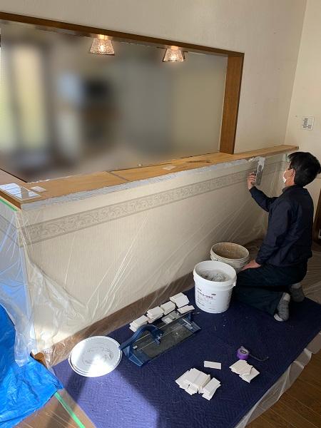 宝塚市 キッチンリフォーム工事イメージ06