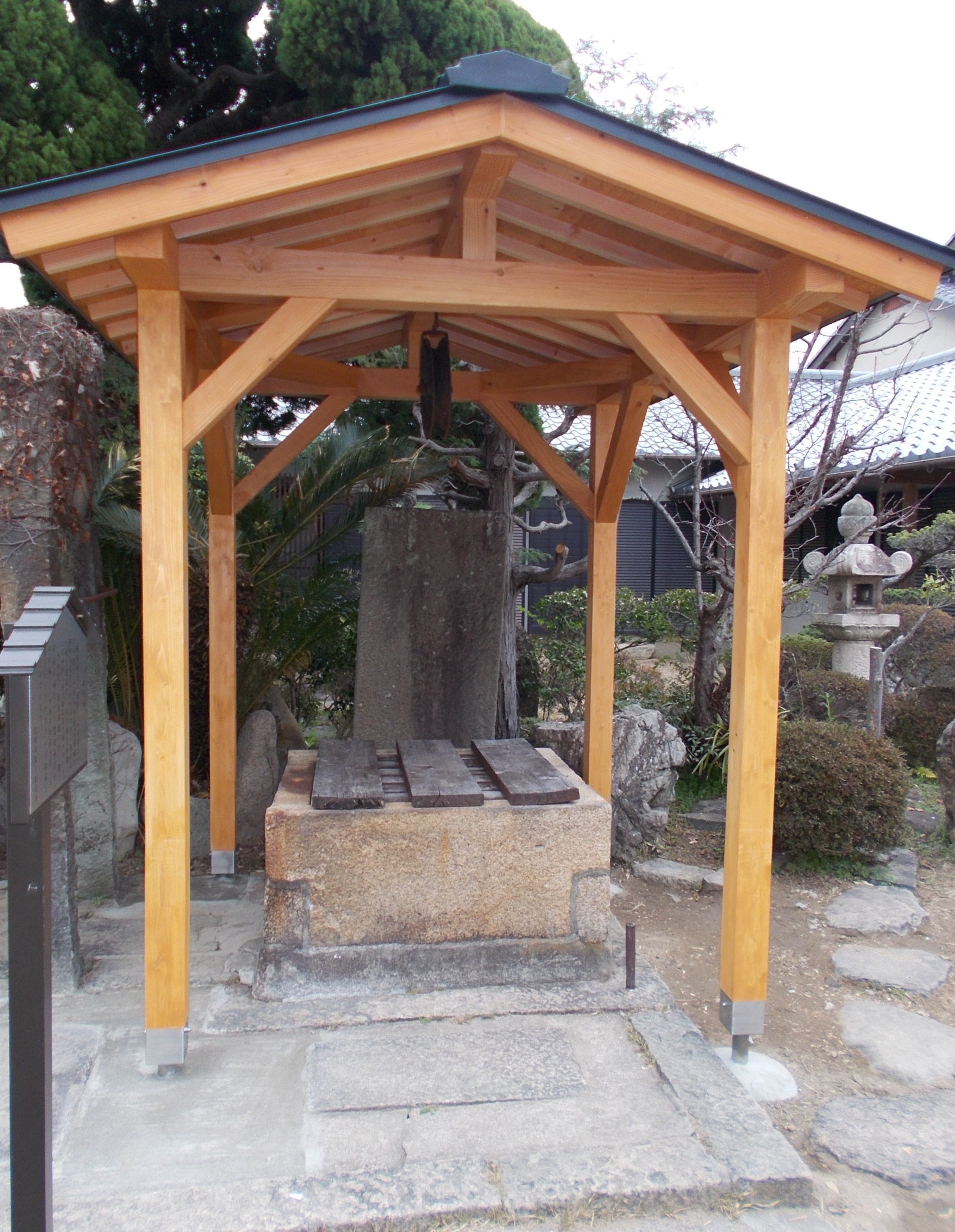 宝塚市 櫓の復元イメージ05