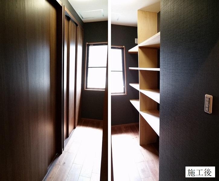堺市 寝室改修イメージ02