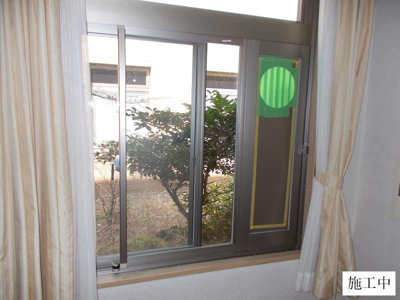 宝塚市 高齢福祉施設 簡易陰圧装置設置工事イメージ03