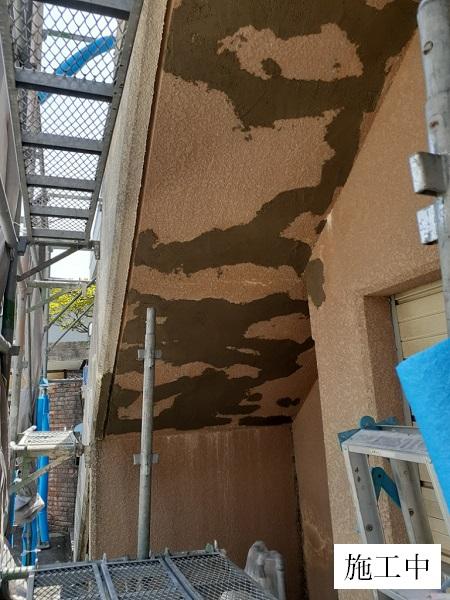 宝塚市 外装工事|外壁塗装・フェンス設置イメージ06