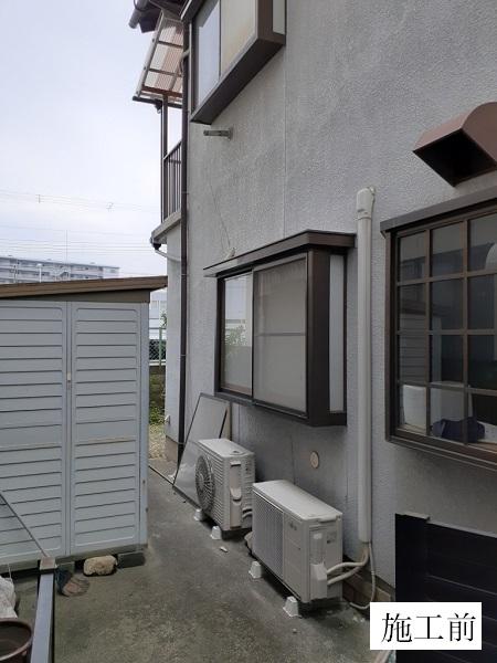 宝塚市 テラス屋根設置工事イメージ02
