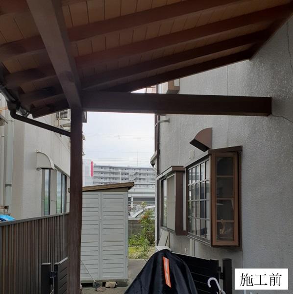 宝塚市 テラス屋根設置工事イメージ03