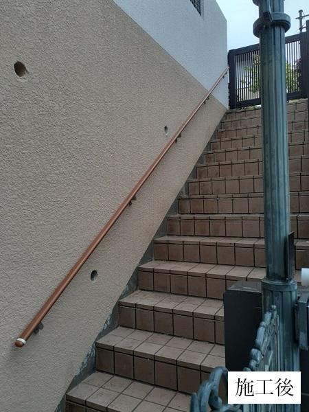 宝塚市 外装工事|外壁塗装・フェンス設置イメージ03