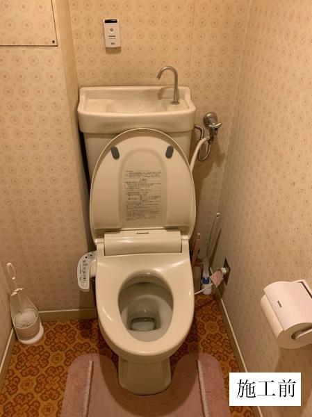 宝塚市 水廻りリフォーム工事 浴室・トイレ・給湯器イメージ05