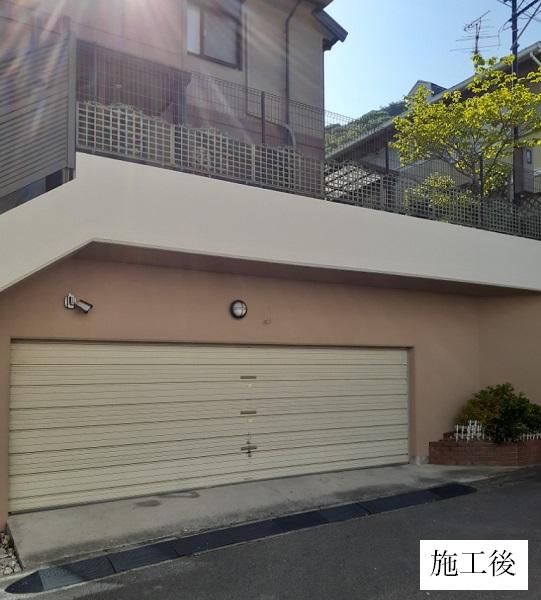 宝塚市 外装工事|外壁塗装・フェンス設置イメージ01