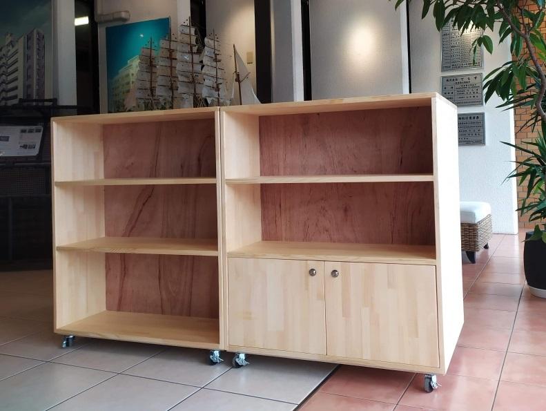 宝塚市 保育園 別注・オーダー・オリジナル 家具製作イメージ01