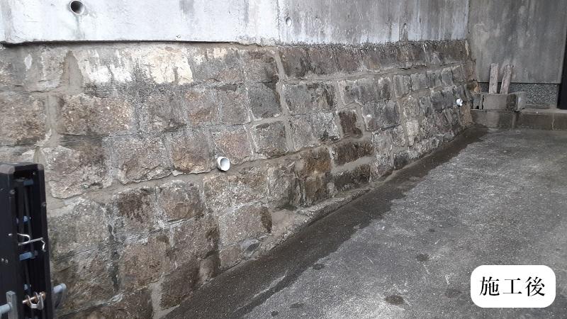 宝塚市 擁壁補修工事イメージ08