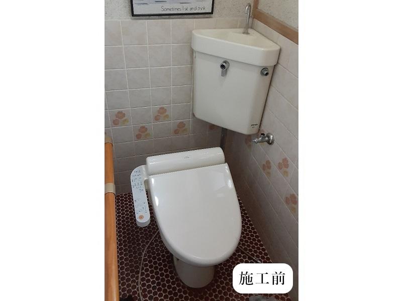 伊丹市 トイレ取替工事イメージ03