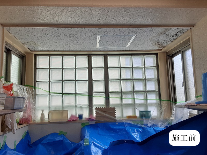 宝塚市 保育園 天井補修イメージ04