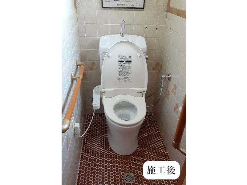 伊丹市 トイレ取替工事イメージ02