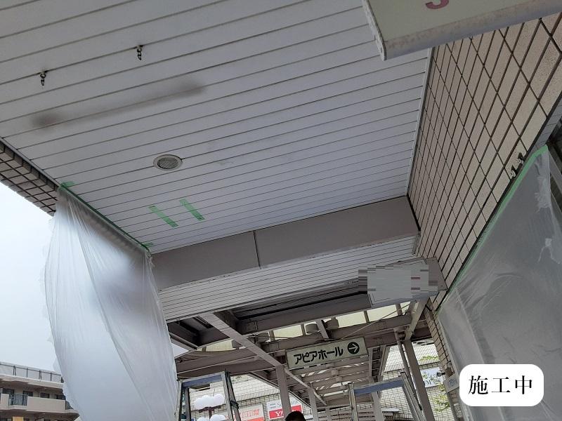 宝塚市 商業施設 天井点検口設置工事イメージ05