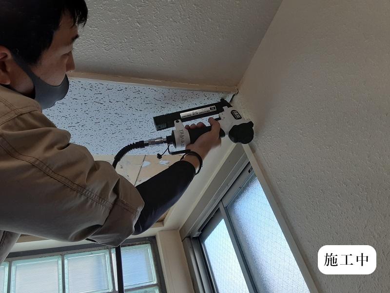 宝塚市 保育園 天井補修イメージ09